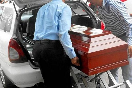 entierro menor itagui Copiar