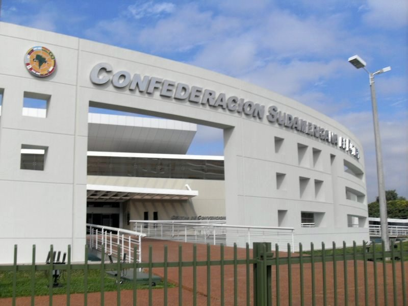 Centro de convenciones y Museo de la Conmebol