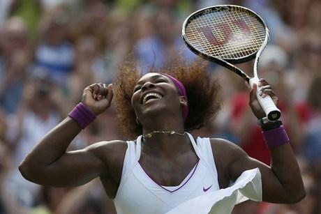 Serena williams wimbledon r