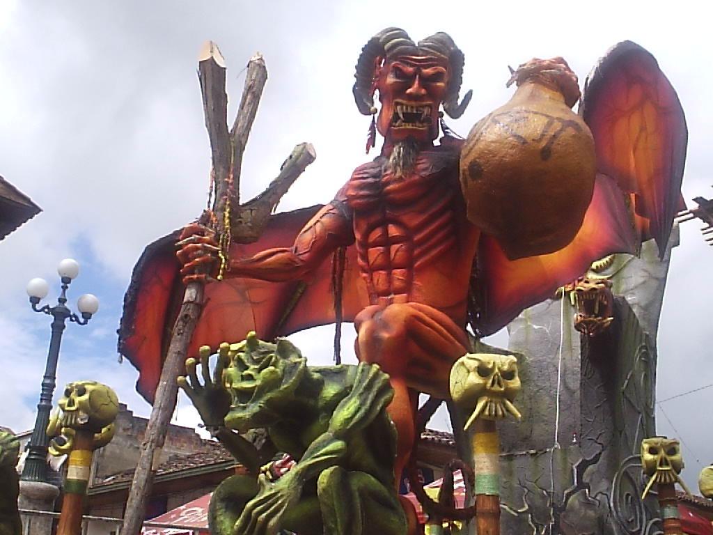 diablo carnaval