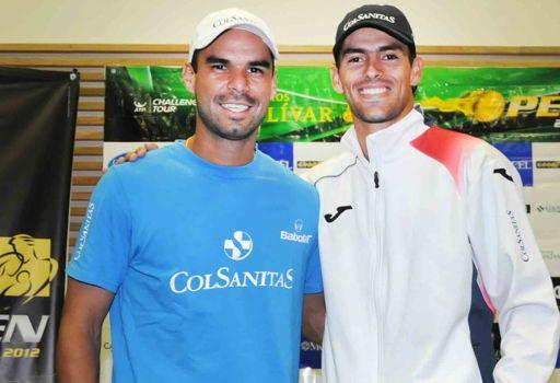 tenistas colombianos