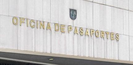 oficina de pasaportes Copiar