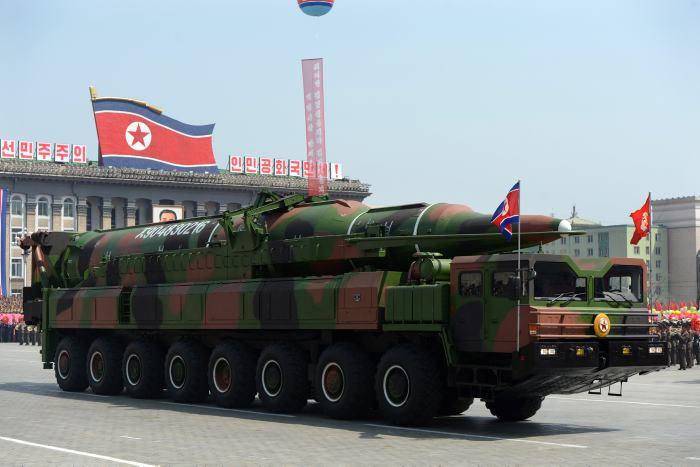 corea del norte nuclear