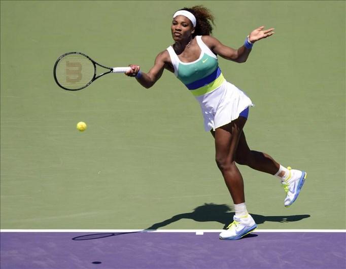 La estadounidense Serena Williams. EFE/Archivo