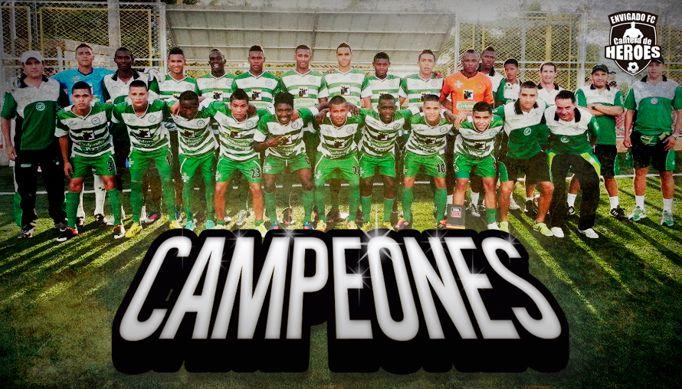 El 45% de los jugadores de la SElección Antioquia juvenil de fútbol pertenecen al Envigado Fútbol Club