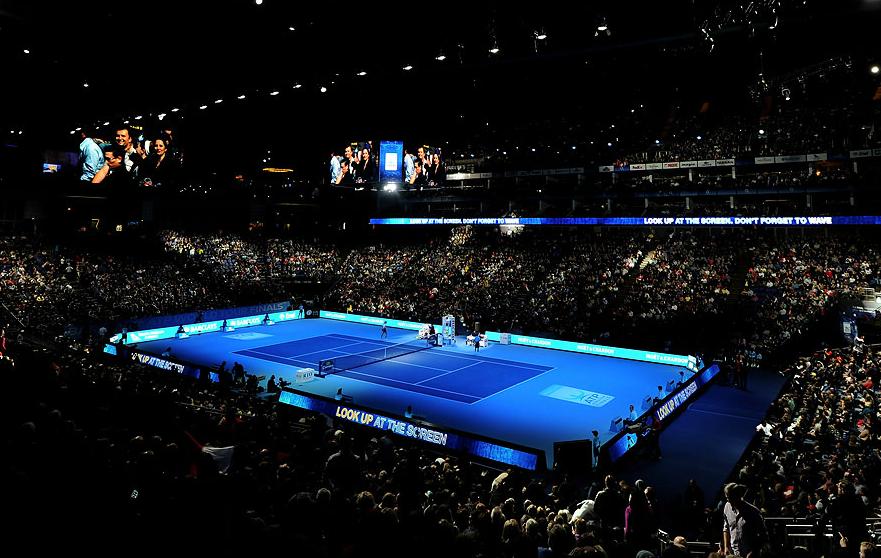 Finales Barclays ATP World Tour se consolida como el torneo más importante del mundo bajo techo