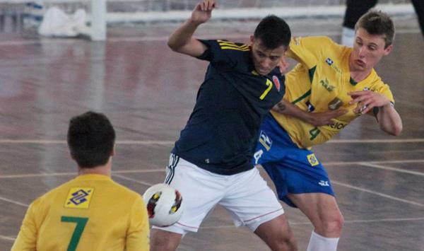 Colombia consigue su segundo subcampeonato  suramericano en la categoría juvenil