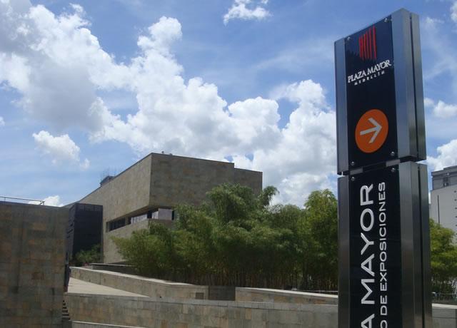 centro de convenciones plaza mayor medellin