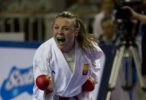 La paisa Lina Gómez Alzate obtuvo el tercer oro para Colombia en los Juegos Mundiales Cali 2013