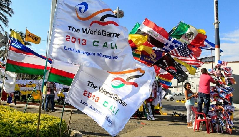 juegos mundiales banderas