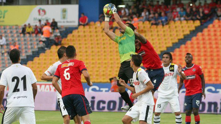 Más de 12 mil espectadores vieron perder a Medellín ante Alianza petrolera.