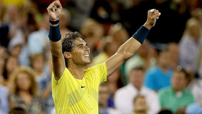 Rafael Nadal derrotó al Roger Federer por 5-7, 6-4, 6-3 en los cuartos de final del Western & Southern Open en Cincinnati. ATP