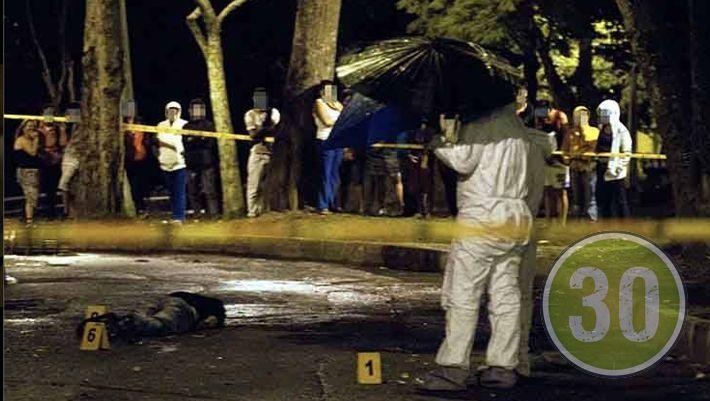 El hombre asesinado estaba casado y tenía un hijo, cumplía condena por el delito de cohecho   Foto: Minuto30.com