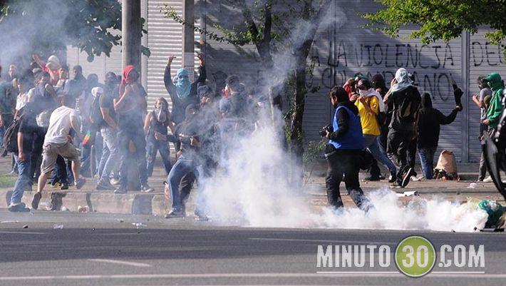 protestas 1 h
