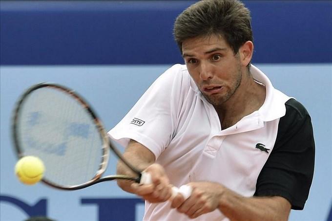 El argentino Delbonis supera la primera ronda en Malasia. EFE.