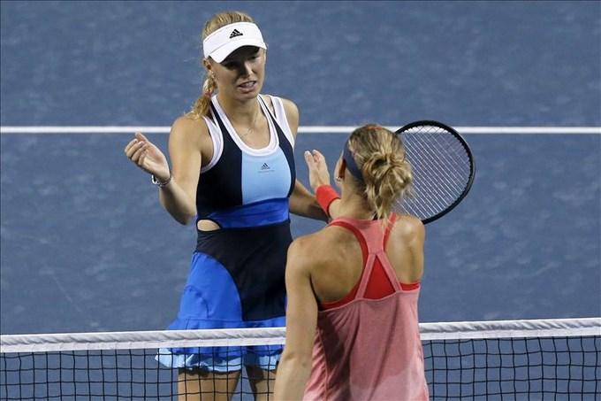 Venus Williams y Wozniacki ya están en semifinales de Tokio. Foto EFE.