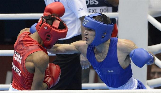 Cuba anuncia equipo de diez boxeadores a campeonato mundial en Kazajastán. EFE.