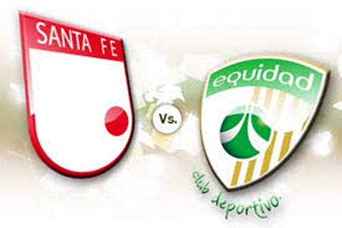 Equidad 1 Santa Fe 1. Fecha 11 Clausura.