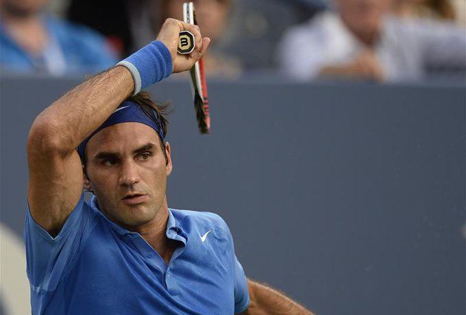 Roger Federer eliminado del Abierto de Estados Unidos. EFE