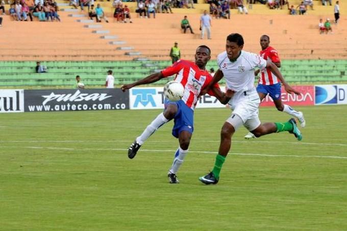 Junior goleó al Quindío. Foto archivo.