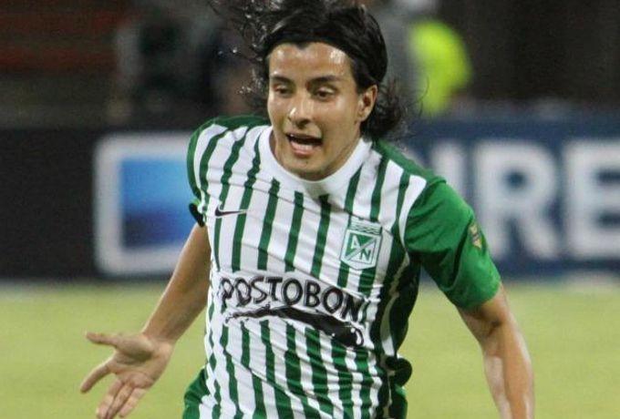 Sherman Cárdenas, autor del gol ante Junior