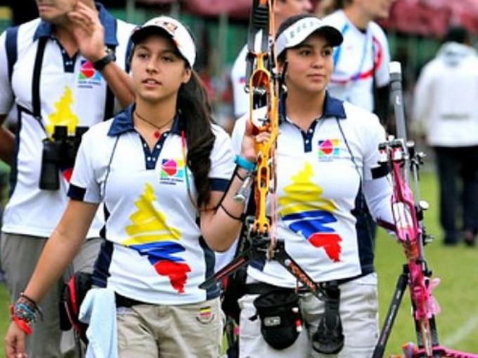 Colombia por oro en Mundial de Arco en Turquía. Foto archivo.