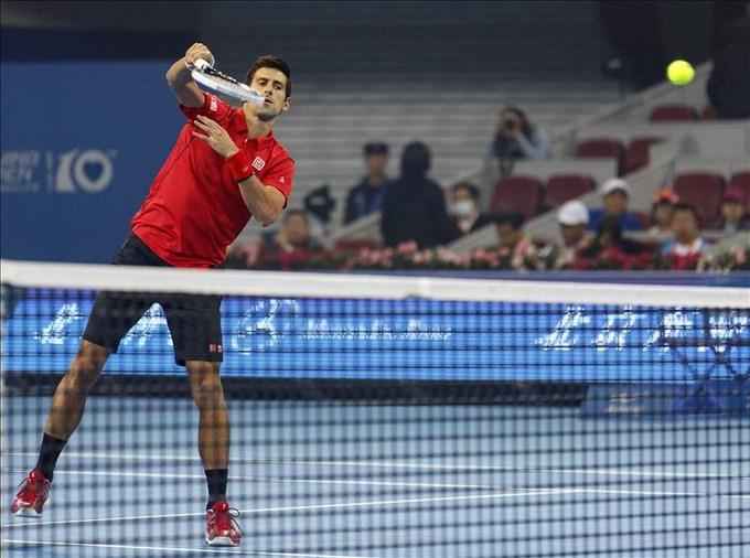 Djokovic vence a Querrey y se medirá con Gasquet en semifinales. EFE.