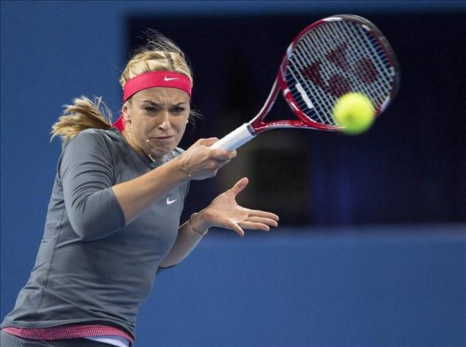 Tenis: La alemana Lisicki, a la segunda ronda del torneo de Osaka. EFE.
