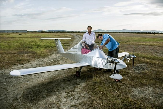 Nicaragua acogerá un encuentro centroamericano de aeromodelismo. EFE.
