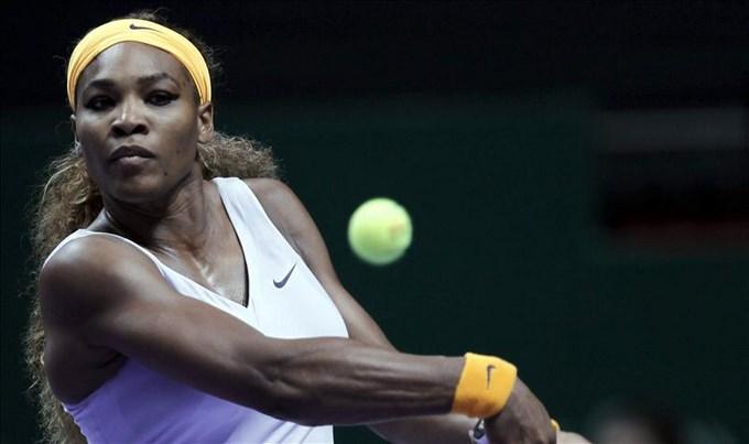 Serena Williams y Na Li, final de veteranas. EFE.