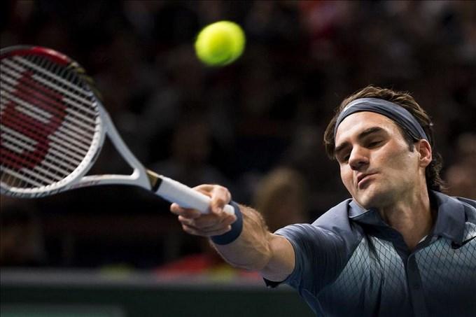 Federer se cita con Del Potro. EFE.