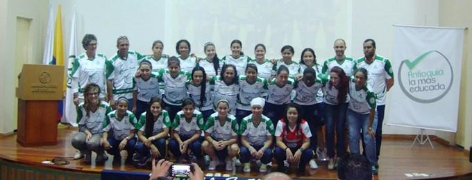 Formas Intimas representara a Colombia en Copa Libertadores de Fútbol femenina