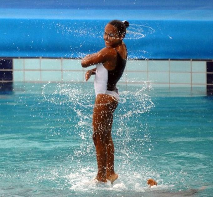 Nueva piscina en Cali para Nado Sincronizado.