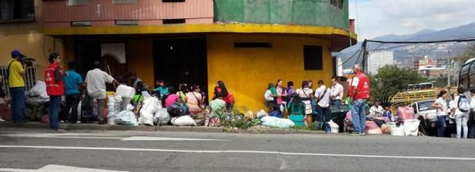 107 Indígenas retornaron de Medellín hacia Carmen de Atrato (Chocó).