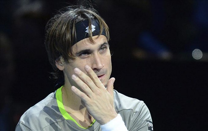 Nadal arrolla a Ferrer en la Copa de Maestros. EFE.
