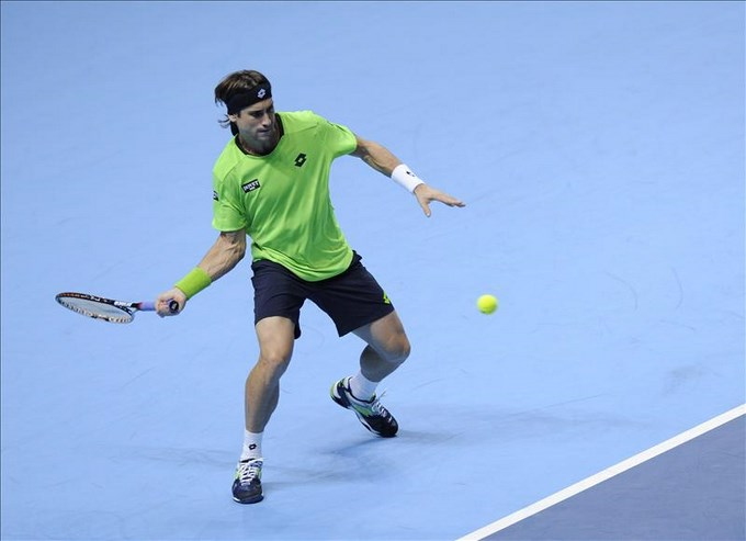 Ferrer se queda sin opciones en la Copa de Maestros al caer ante Berdych. EFE.