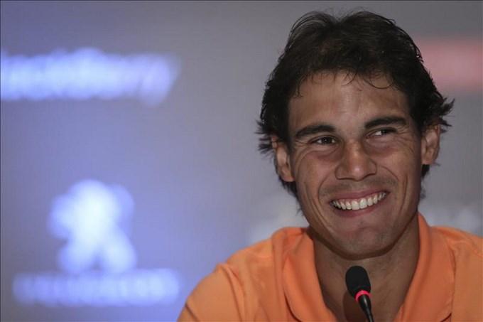 Nadal y Djokovic jugarán en Argentina frente al glaciar Perito Moreno. EFE.