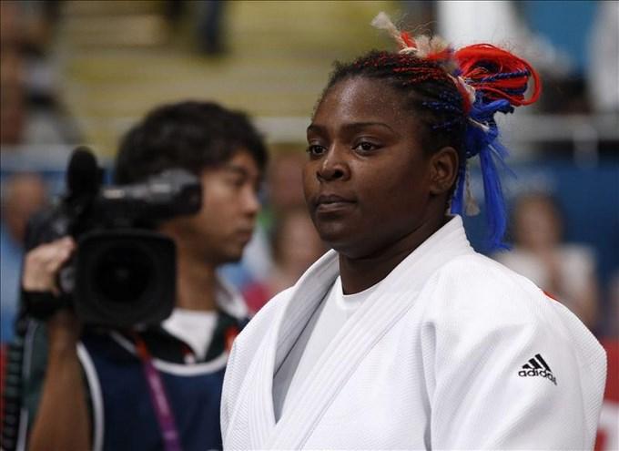 Cuba elige a sus judocas olímpicos como mejores atletas del año 2013. EFE.