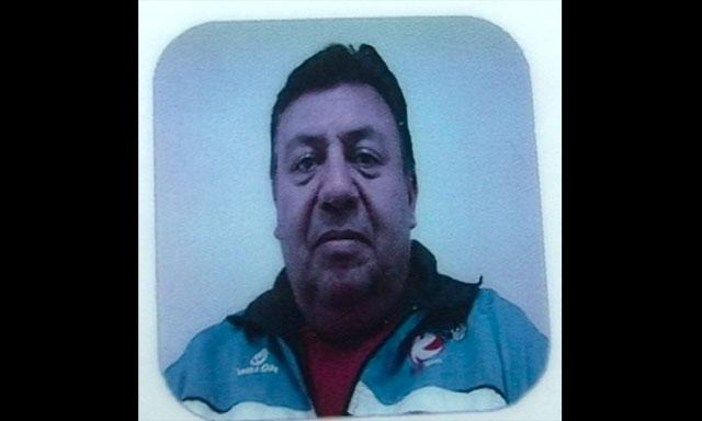 Arbitro internacional de vóley, Ronald Díaz Arismendi, en coma. Foto: larepublica.pe