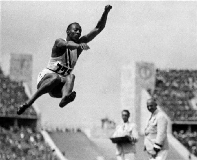 Una medalla de oro de Jesse Owens, subastada por millón y medio de dólares,EFE.
