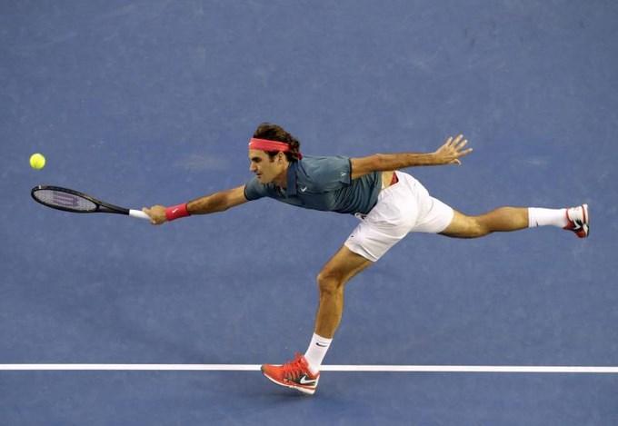 Roger Federer. Melbourne (Australia). EFE