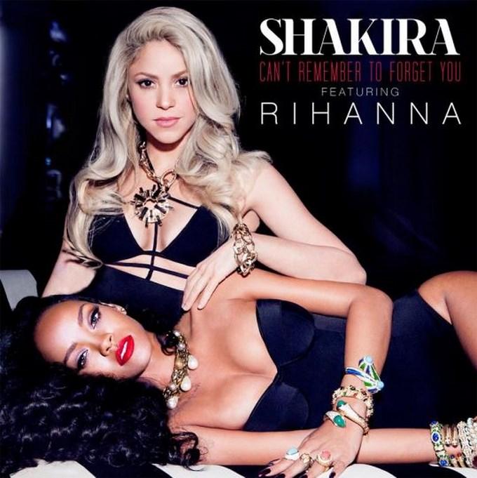 shakira rihanna dueto portada Copiar