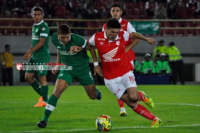 Foto Cortesía Independiente Santa Fe