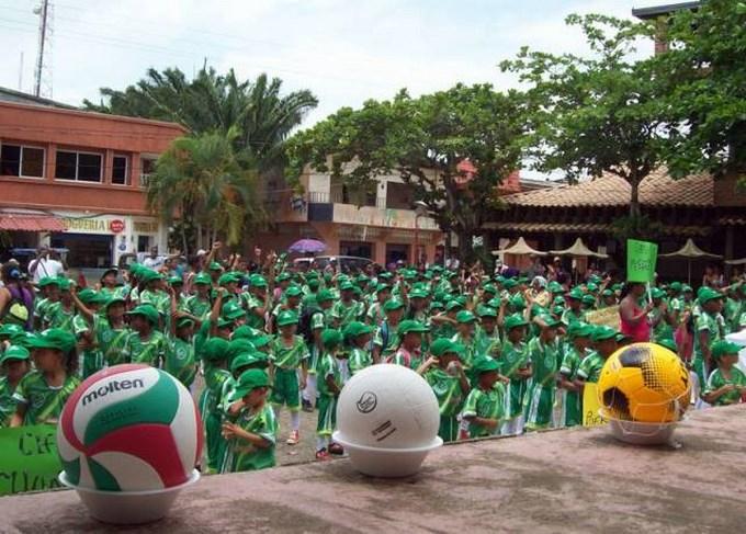 Foto Indeportes Antioquia