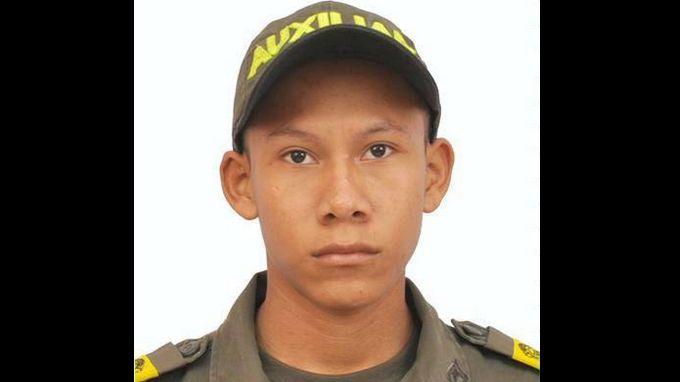 Auxiliar Juan Camilo Santa García