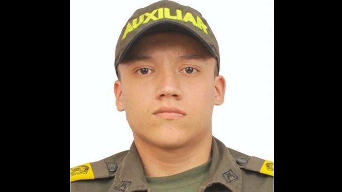 Auxiliar  Juan Sebastián Sierra Giraldo