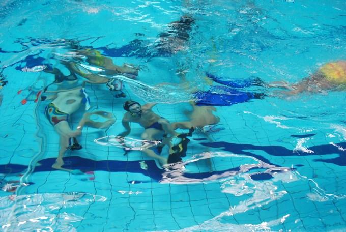 Foto Hockey Sub acuático