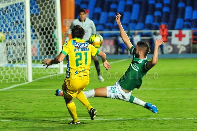Foto cortesía Deportivo Cali