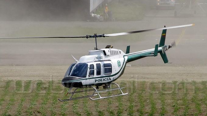 Bell 206 Aviacion Policial PNC0923 Copiar1