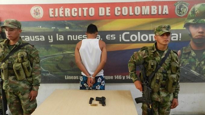 Foto Batallón Calibío
